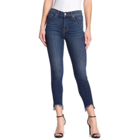 7 For All Mankind   Gwenevere High Waisted Jeans